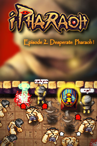 Screenshot iPharaoh – EP2. Desperate Pharaoh