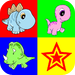 Ace Dinosaurs Memory Match Games - for iPad