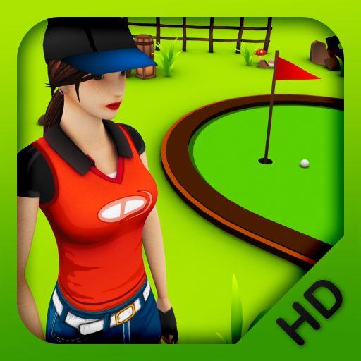 Mini Golf Game 3D for iPad