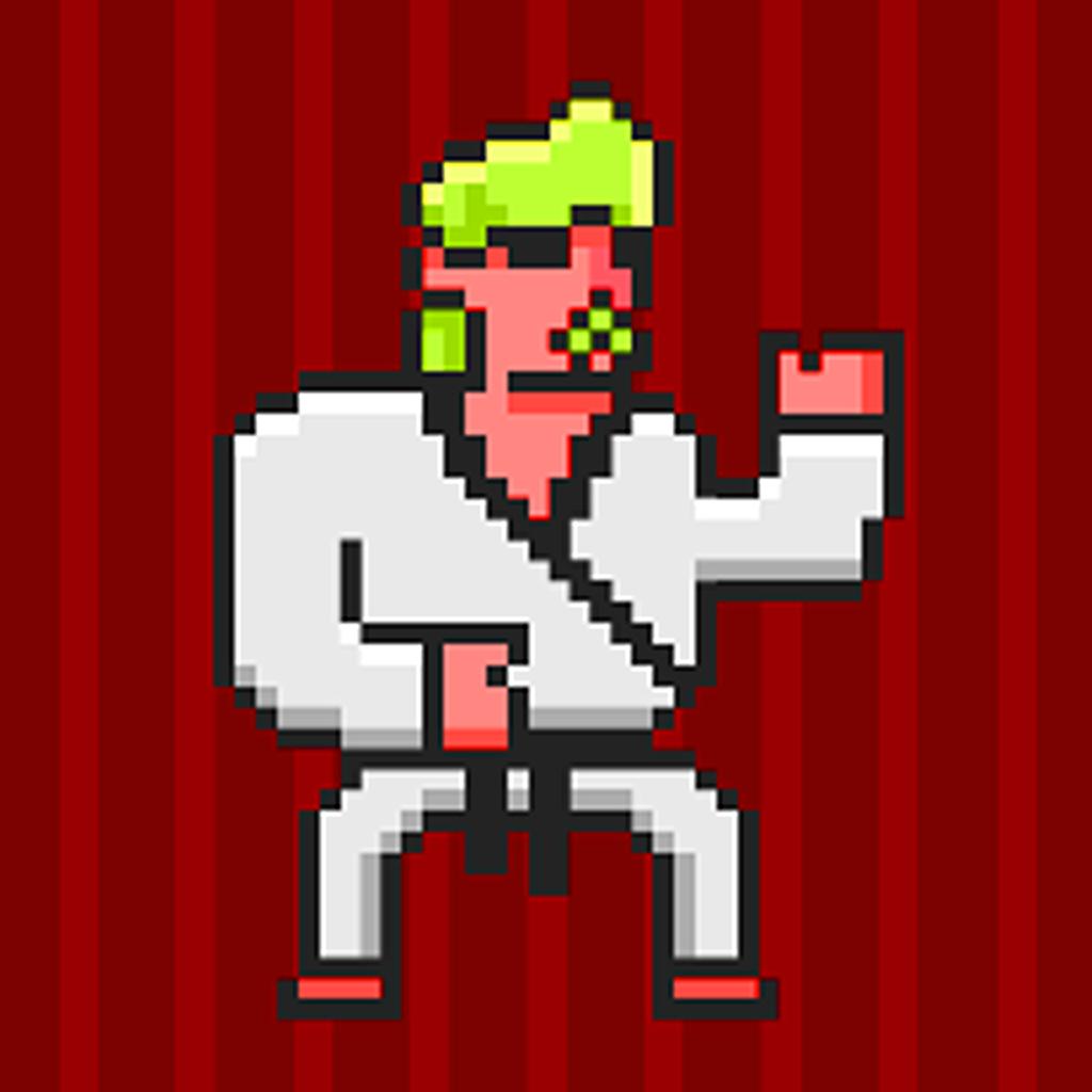 Karate Crush - More Interesting Than Timber Man